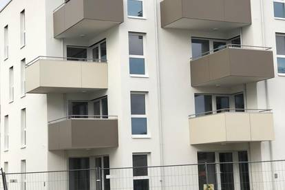 Modern, zentral gelegene Neubauwohnung in Mattighofen.