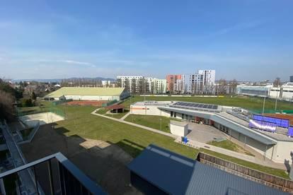 PROVISIONSFREI: Heller, ruhiger 3-Zimmer-Erstbezug mit riesigem Balkon