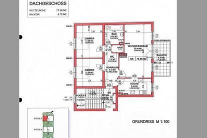 Helle Wohnung in Zentraler Lage in Ebreichsdorf