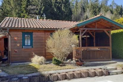 Schmuckes Gartenhaus in ruhiger Schrebergartenanlage zu verkaufen