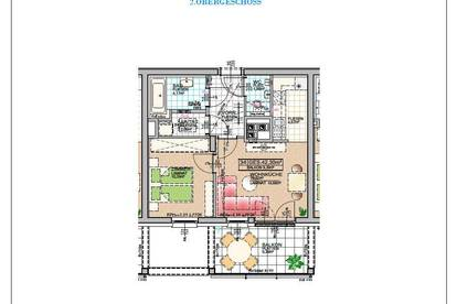 Seepark Vösendorf - 2 Zimmer Wohnung