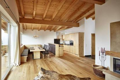Dachgeschosswohung mit 3 Schlafzimmer und Terrasse
