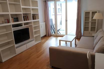 Ruhige 56 m2 mit Balkon und Garage in 1040