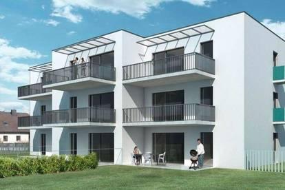 Ober-Grafendorf. Geförderte 3 Zimmer Wohnung mit Balkon - Miete mit Kaufrecht