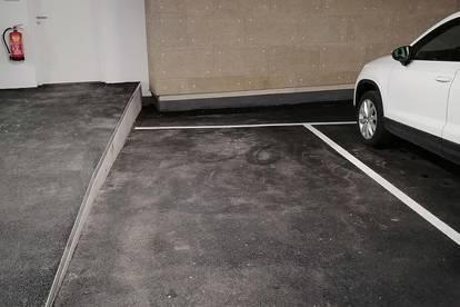 Genialer Tiefgaragenparkplatz