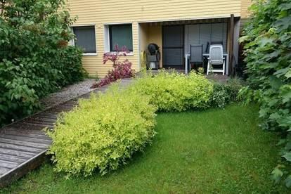 Ruhige 2-Zimmer Wohnung mit großem Garten provisionsfrei
