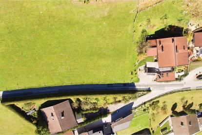 PROVISIONSFREI - Grundstück mit unverbaubarer Aussicht - direkt an der Talabfahrt