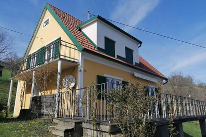 Haus in der Südoststeiermark - gesamtes Erdgeschoss zu vermieten - neu renoviert