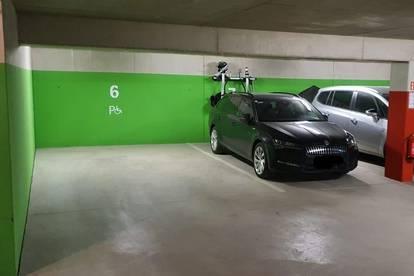 Tiefgaragenparkplatz XXL / Graz - Straßgang
