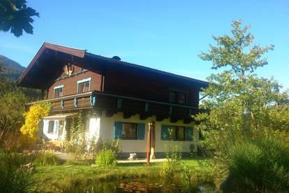 Möbliertes Apartment mit Balkon in ruhiger Wohnlage - Ski- und Wandergebiet - Land Salzburg