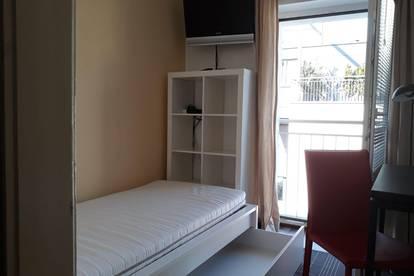 Bezugsfertiges Zimmer in 4-Zimmer Wohnung in zentraler Lage (Salzburg Hauptbanhof) in 3er-Wohngemeinschaft