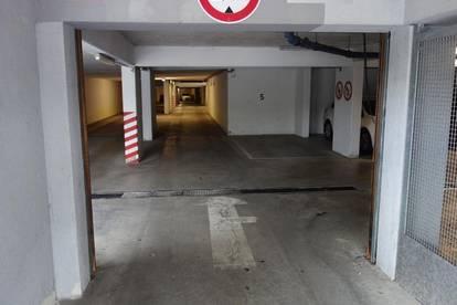 Tiefgaragenparkplatz in Pressbaum