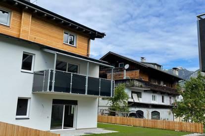 Erstbezug: Hochwertige 2-Zimmer Wohnung mit großem Garten ab sofort verfügbar