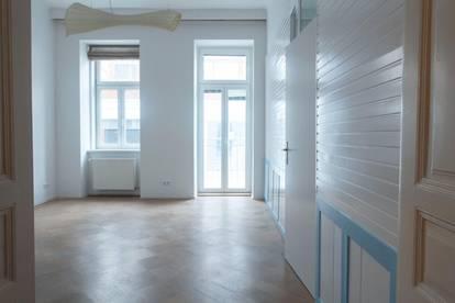 ausgesprochen charmante und ruhige 2 Zi-Wohnung in Top-Lage