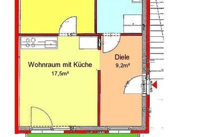 Provisionsfrei: schöne 2-Zimmer-Neubauwohnung mit Terrasse und Tiefgarage in St. Peter