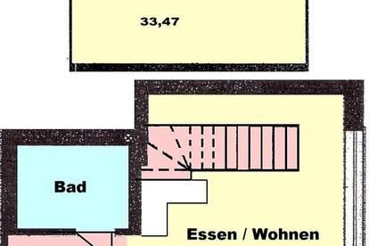 Dachgeschoß-Galeriewohnung in Bestlage bei TU