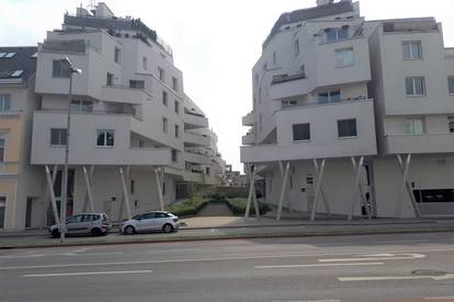 Helle, moderne und gut angebundene 3 Zimmer Wohnung mit Terrasse und Tiefgarage, PROVISIONSFREI nahe Wiener Stadtgrenze