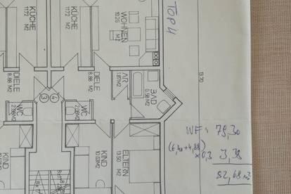 Walchsee 3 Zimmer Wohnung ohne Provision