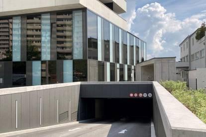 Parkplatz Tiefgarage in Linz Urfahr zu vermieten