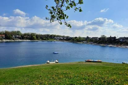 Ferienhütte am See zum Wohlfühlen und Entspannen