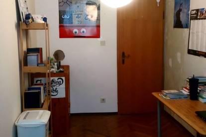 Günstiges Zimmer in gut gelegener 3er-WG (ab September 2021)