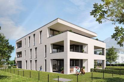 Ruhige 2-Zimmerw. in Altach Top 3
