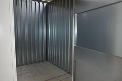Lagerflächen von 5 - 250 m² für Privatpersonen und Unternehmen