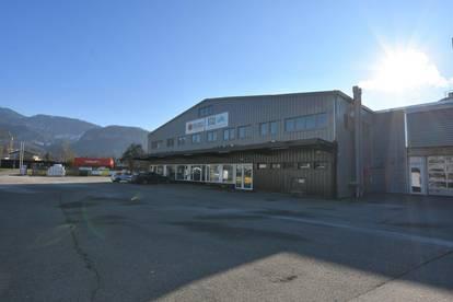 Lagerflächen 150 - 300 m²