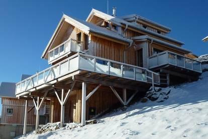 Luxus Chalet Klippitzwolke (600 qm Grundstück) plus Baugrundstück (600 qm) und inklusive Möbiliar