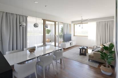 LIVINGHOOD - 3-Zimmer-Neubauwohnung - Top 4