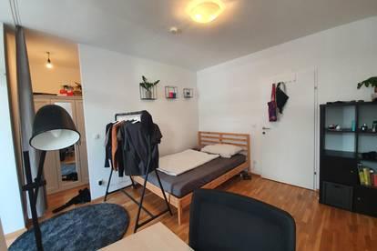 18 m² möbliertes WG-Zimmer August
