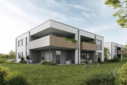 3-Zimmer-Wohnung mit großer Loggia! Neubau-Wohnprojekt Seewalchen am Attersee!