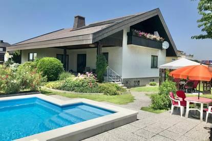 Wohlfühloase Eigenheim – beste Wohnqualität in absoluter Toplage (PRIVATVERKAUF, 20min südlich Wiens)