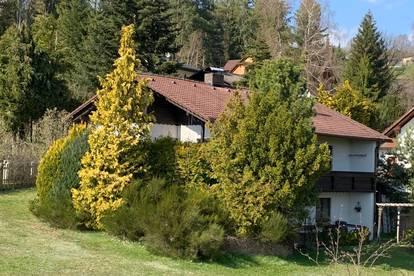 Einfamilienhaus mit Garten in sonniger Lage