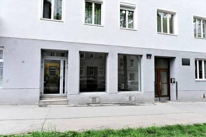 Geschäfts / Bürolokal + Lager im Wohnungseigentum