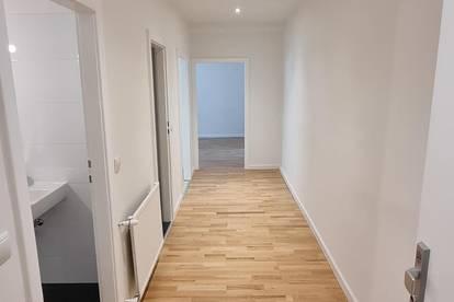 *provisionsfrei* Frisch sanierte 2-Zimmer-Wohnung im Sonnwendviertel in U-Bahn-Nähe mit herrlicher Loggia