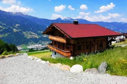 Ein Traum in den Zillertaler Bergen