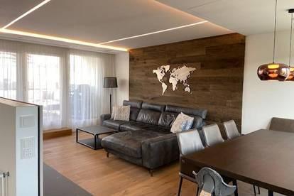 Exklusive Penthousewohnung mit atemberaubendem Ausblick in Linz-Urfahr