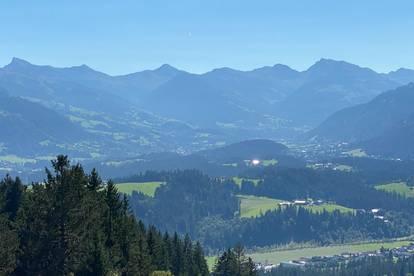 Zauberhaftes Apartment mit Bergfeeling in spektakulärer Panoramalage