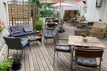 Maklerfreies Lokal mit 120 m2 Innenhof