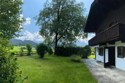 Idyllisches Landhaus mit Kaiserblick