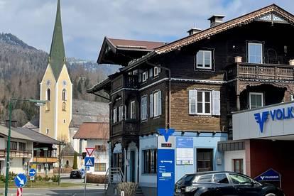 Großzügig geschnittene, helle 3-Zimmer-Wohnung in TOP-Lage von Kössen in Tirol