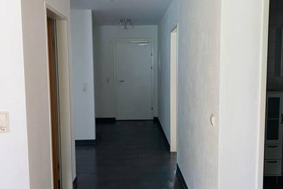 Zentral und ruhig, 3 Zimmer mit TG Abstellplatz