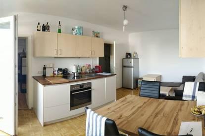 Provisionsfrei: 2 Schlafzimmer, Wohn-Ess-Küche und Balkon. Ruhige Lage + gute Infrastruktur