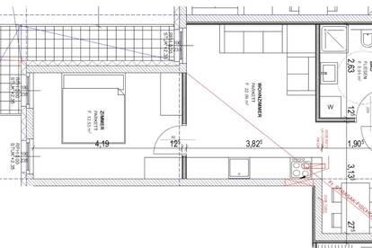 Wunderschöne Wohnung in super Lage inkl. Garagenplatz