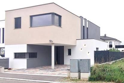 Neubau Einzigartiges Architektenhaus mit Pool