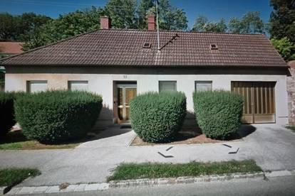 Gemütliches Einfamilienhaus mit charmanten Innenhof/Garten
