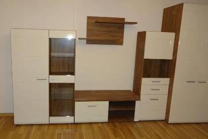 Garconniere zentral in Baden (1-Zimmer-Wohnung mit Loggia) gesamt 41 m²