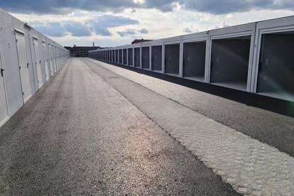 Garagen und Lagerräume ab 9,0m²