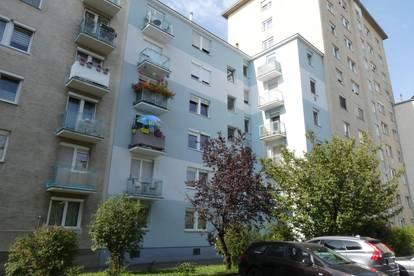 Sonnige 3-Zimmer Wohnung in zentraler Lage in Wien Floridsdorf zu vermieten